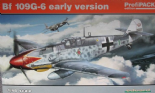 EDK82113 1/48 Messerschmitt Bf 109G-6 early version